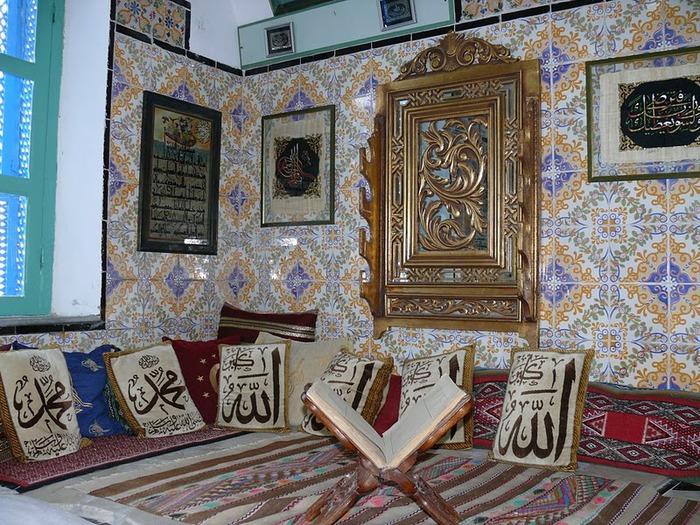 Тунис. Синий город - Sidi Bou Said 11420