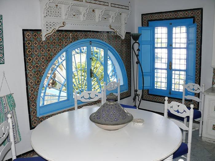 Тунис. Синий город - Sidi Bou Said 81060