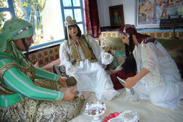 Тунис. Синий город - Sidi Bou Said 16549