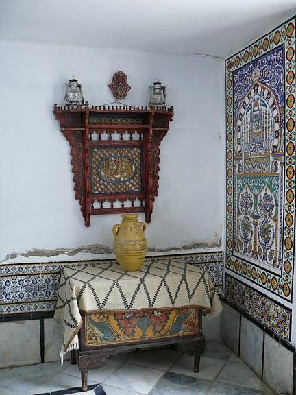 Тунис. Синий город - Sidi Bou Said 19517