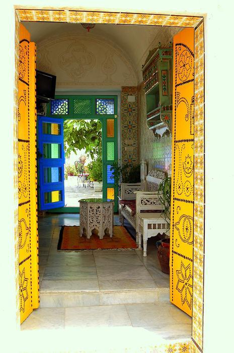 Тунис. Синий город - Sidi Bou Said 23973