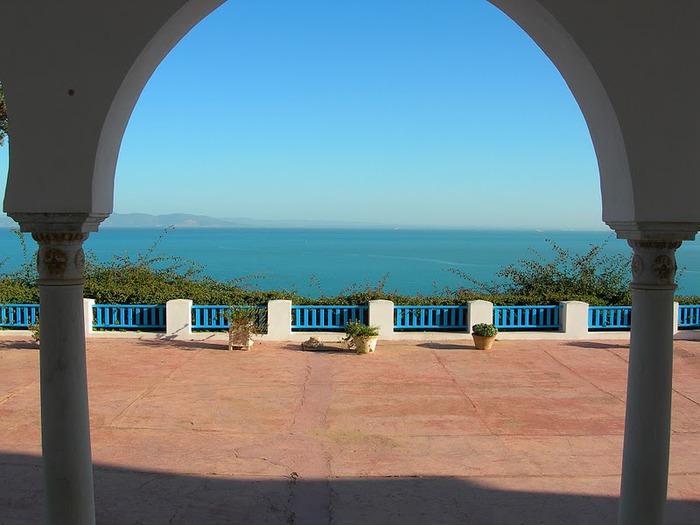 Тунис. Синий город - Sidi Bou Said 33312