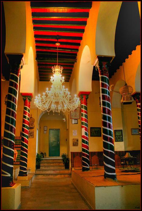 Тунис. Синий город - Sidi Bou Said 56128