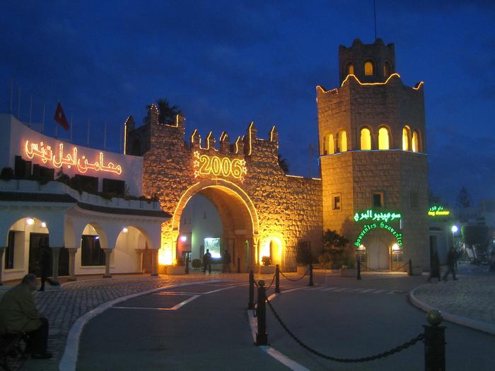 Порт Эль Кантауи 37252