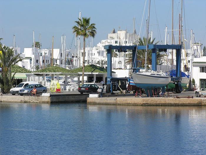 Порт Эль Кантауи 54671