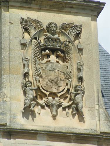 Замок Анэ 15621