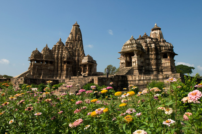 ИНДИЯ: Храмы Кхаджурахо (The Temples of Khajuraho) 65448