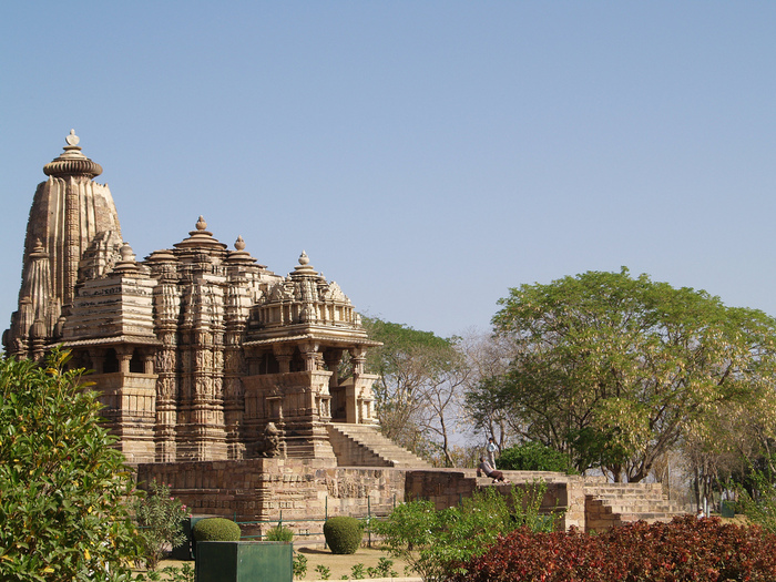 ИНДИЯ: Храмы Кхаджурахо (The Temples of Khajuraho) 15069
