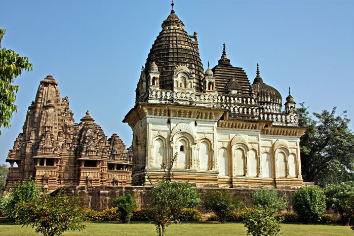 ИНДИЯ: Храмы Кхаджурахо (The Temples of Khajuraho) 28281