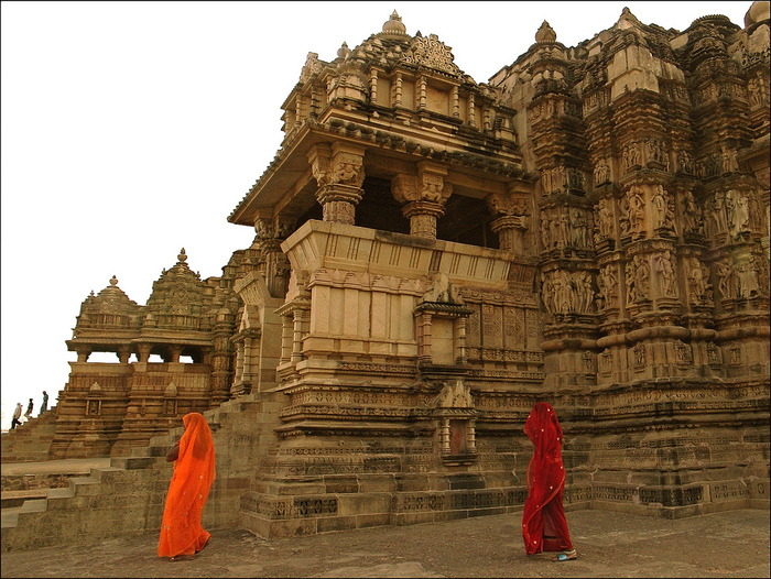 ИНДИЯ: Храмы Кхаджурахо (The Temples of Khajuraho) 12260