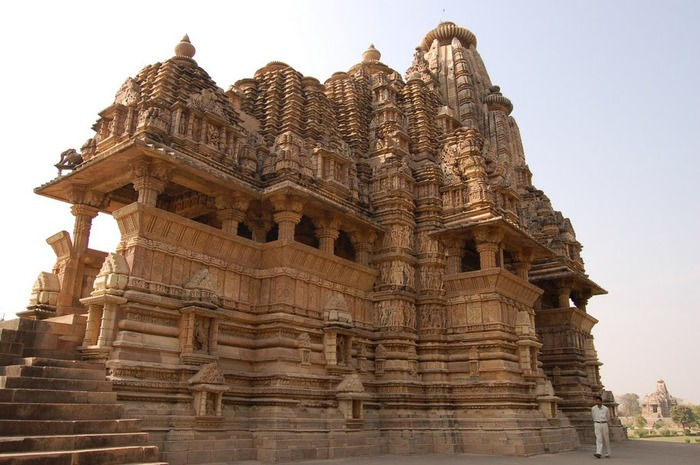 ИНДИЯ: Храмы Кхаджурахо (The Temples of Khajuraho) 64547