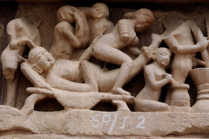 ИНДИЯ: Храмы Кхаджурахо (The Temples of Khajuraho) 36783