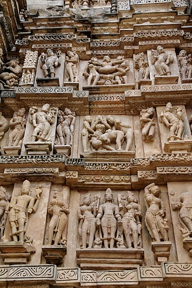 ИНДИЯ: Храмы Кхаджурахо (The Temples of Khajuraho) 20386