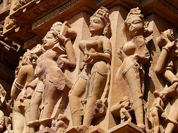 ИНДИЯ: Храмы Кхаджурахо (The Temples of Khajuraho) 84258