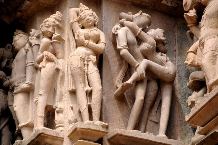 ИНДИЯ: Храмы Кхаджурахо (The Temples of Khajuraho) 47529