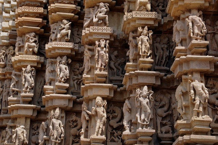 ИНДИЯ: Храмы Кхаджурахо (The Temples of Khajuraho) 89186