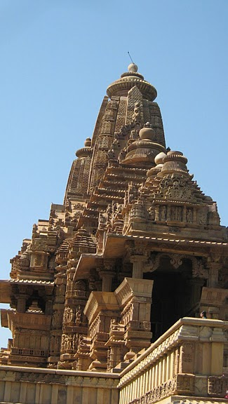 ИНДИЯ: Храмы Кхаджурахо (The Temples of Khajuraho) 15558