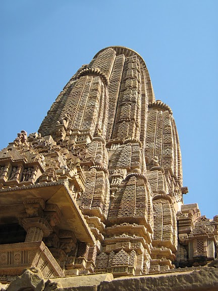 ИНДИЯ: Храмы Кхаджурахо (The Temples of Khajuraho) 64220