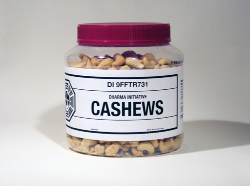 DHARMA Initiative Cashews