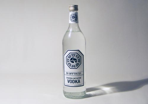 DHARMA Initiative Vodka