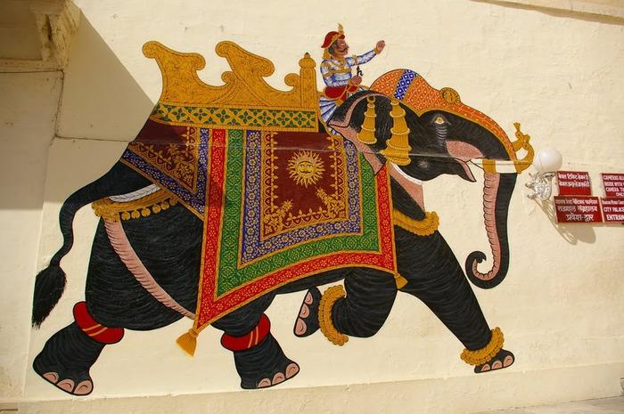 Удайпур. Udaipur 35714