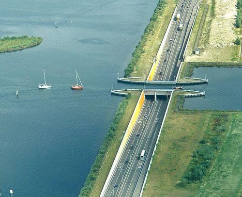 переправа в нидерландах