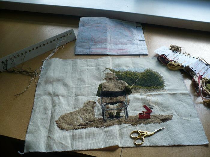 Метки: вышивка крестом