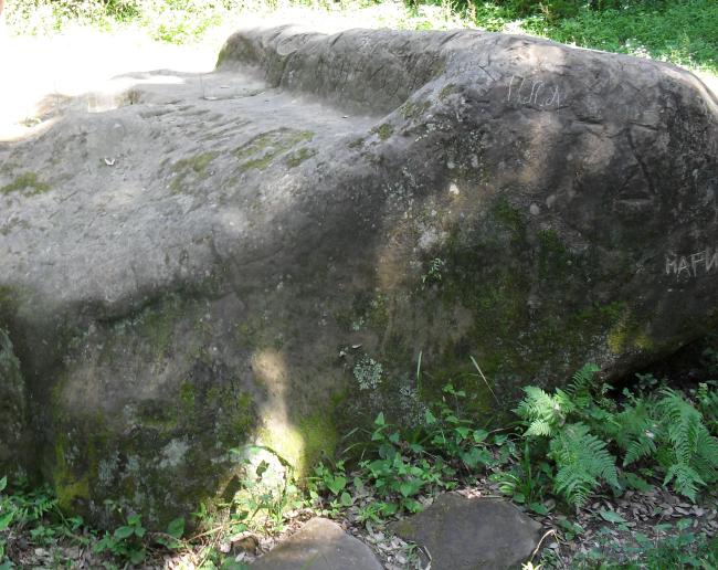 (650x516, 790Kb)Западная часть Камня