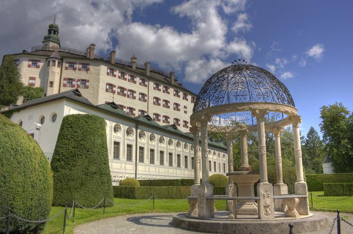 дворец Амбрас (Castle Ambras) 54507