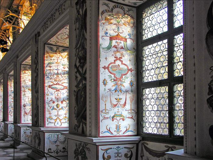 дворец Амбрас (Castle Ambras) 42079