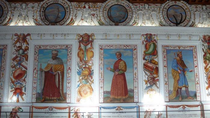 дворец Амбрас (Castle Ambras) 41301