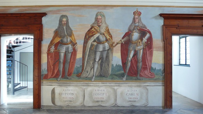 дворец Амбрас (Castle Ambras) 24986