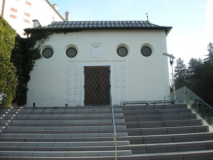 дворец Амбрас (Castle Ambras) 45840