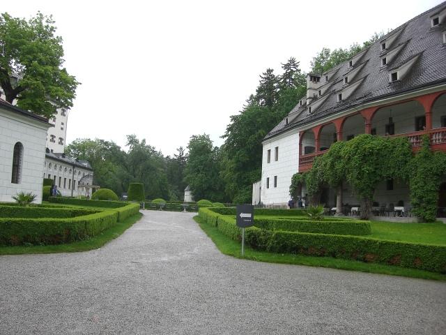 дворец Амбрас (Castle Ambras) 56833
