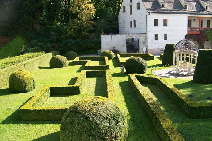дворец Амбрас (Castle Ambras) 65617