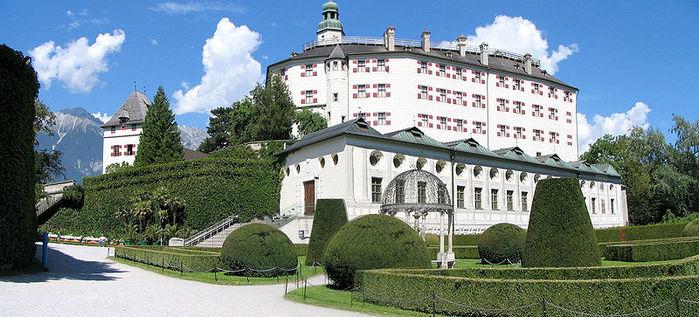 дворец Амбрас (Castle Ambras) 33873