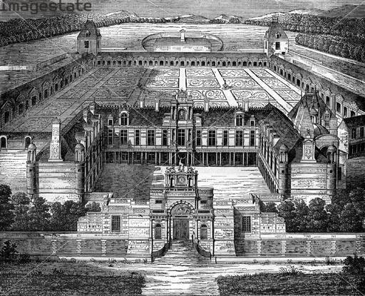 Замок Анэ 18741