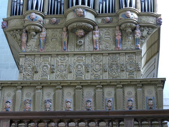 La chapelle royale de Dreux-Королевская капелла в Дрё 64204