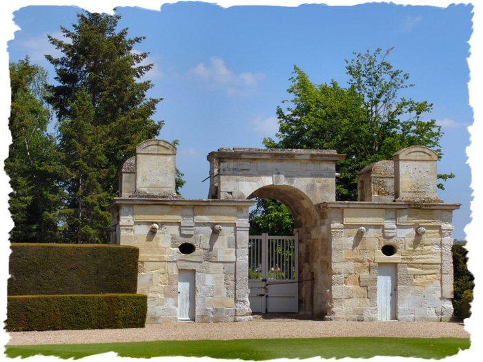 Замок Анэ 54118