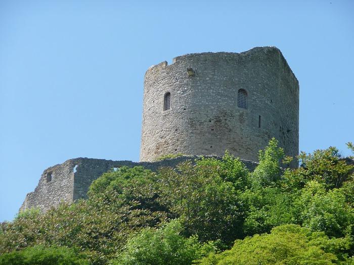 Замок Ла Рош-Гюйон (La Roche-Guyon) 14612