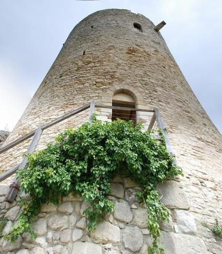 Замок Ла Рош-Гюйон (La Roche-Guyon) 27463