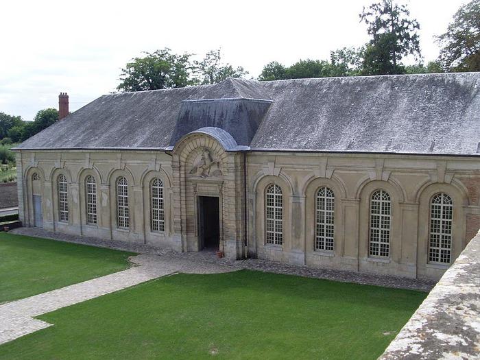 Замок Ла Рош-Гюйон (La Roche-Guyon) 37655