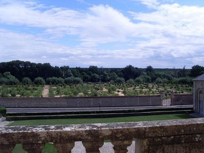 Замок Ла Рош-Гюйон (La Roche-Guyon) 77574
