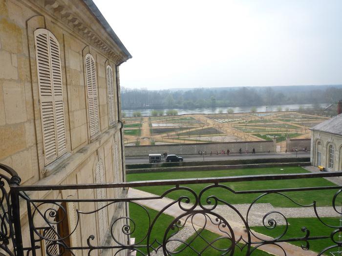Замок Ла Рош-Гюйон (La Roche-Guyon) 66090