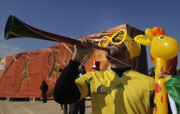 вувузела на чемпионате мира в юар