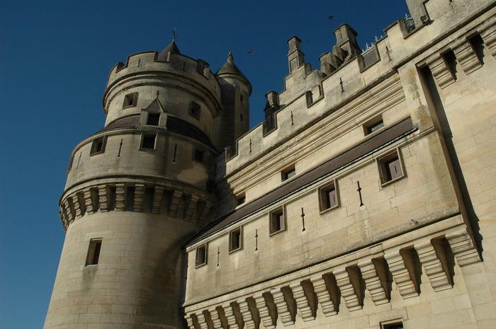Замок Пьерфон ( фр. Chateau de Pierrefonds ) 61491