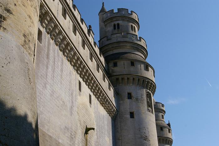 Замок Пьерфон ( фр. Chateau de Pierrefonds ) 92908