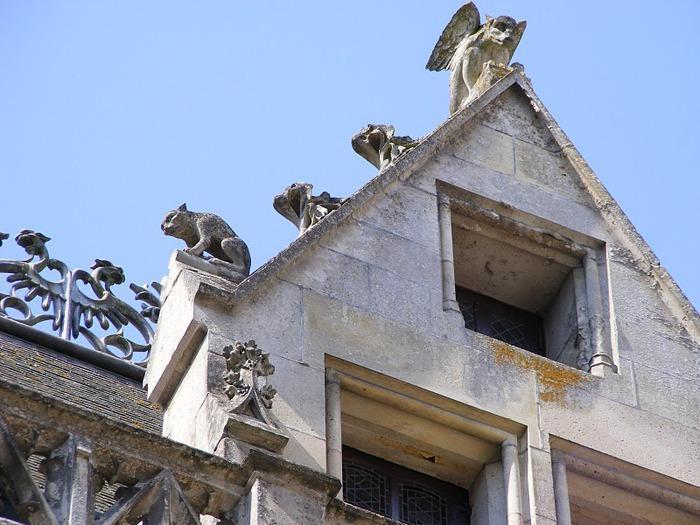 Замок Пьерфон ( фр. Chateau de Pierrefonds ) 30815