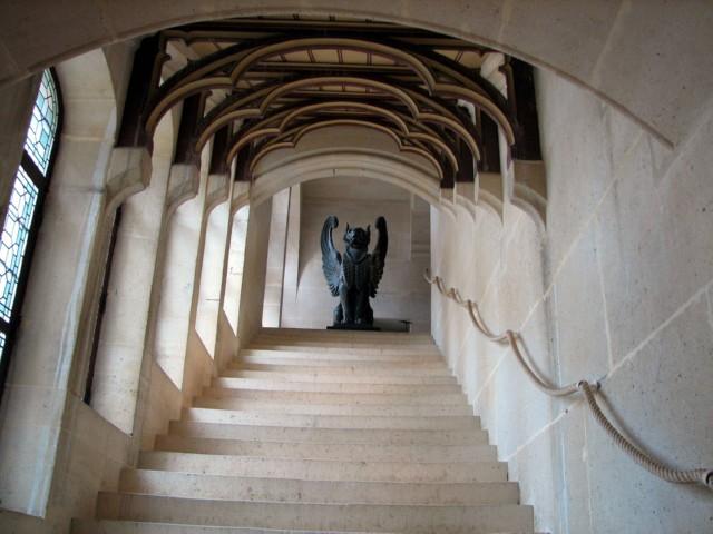 Замок Пьерфон ( фр. Chateau de Pierrefonds ) 57831