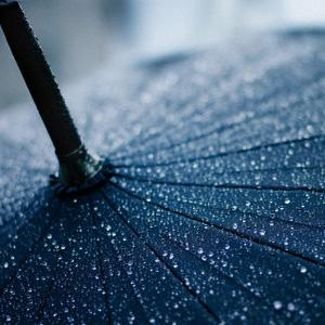 Дождливый зонт